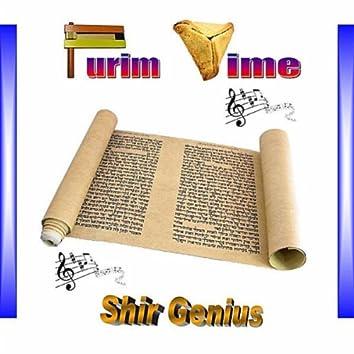 Purim Time