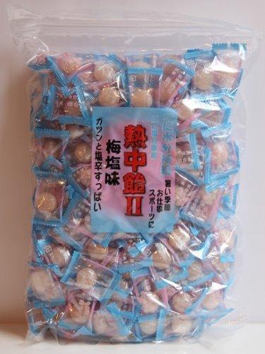 井関食品 熱中飴II 梅塩味 1kg