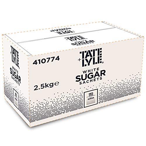 Tate & Lyle Bustine Di Zucchero Bianco 1000 Per Confezione