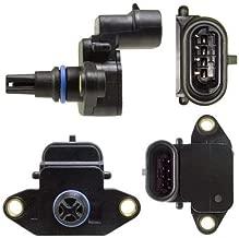 SaferCCTV(TM Replace 3971106 Boost Pressure MAP Sensor for 2002 Dodge Ram 1500, 2003 2004 2005 2006 2007 Dodge Ram 2500, 2004 2005 2006 2007 Dodge Ram 3500 5.9L Engine