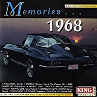 Memories...1968 by Memories of 1968 (2013-05-03)