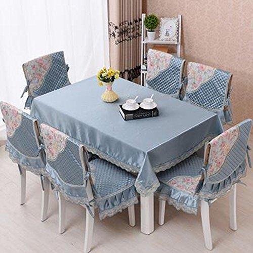 Coussin, chaise de si¨¨ge ¨¦pais, europ¨¦en, tissu de haute qualit¨¦, rev¨ºtements de table costume,130*180CM