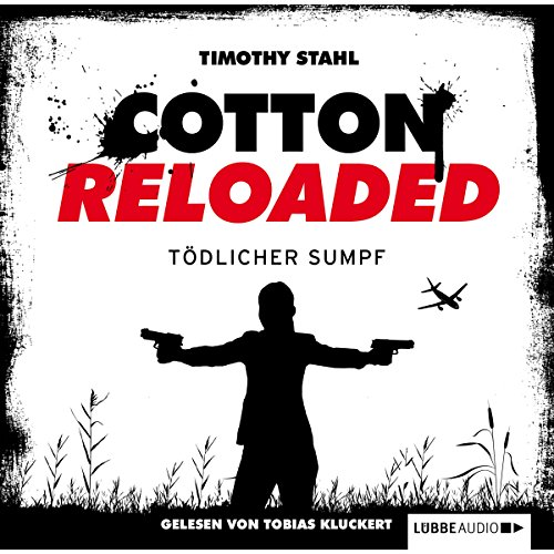 Tödlicher Sumpf (Cotton Reloaded 21) Titelbild
