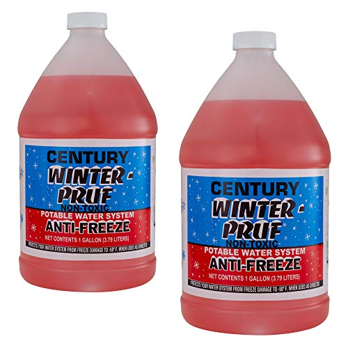 RecPro RV Antifreeze Winter-Pruf -50°F Protection Non-Toxic (2 Pack)
