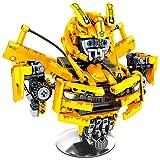 Modbrix Bumblebee 397 mattoncini per costruzione di mattoncini