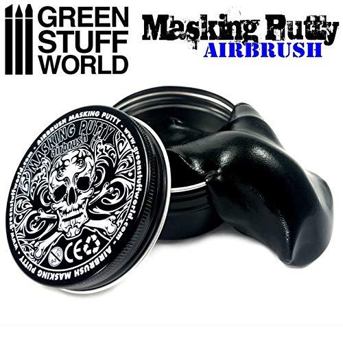 Green Stuff World: 1908 Airbrush Masking Putty (60g)