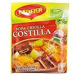 Maggi Sopa Criolla con Costilla Latin Soup with Rib (36 Pack)