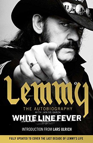 Buchseite und Rezensionen zu 'White Line Fever: Lemmy - The Autobiography' von Lemmy Kilmister