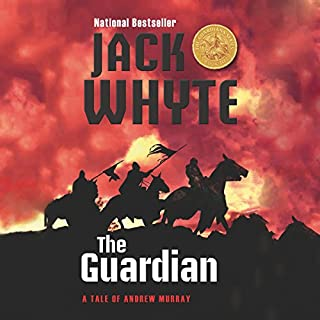The Guardian     A Tale of Andrew Murray - The Guardians, Book 3              Written by:                                                                                                                                 Jack Whyte                               Narrated by:                                                                                                                                 David Monteath                      Length: 19 hrs and 23 mins     Not rated yet     Overall 0.0