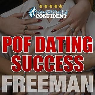 POF Dating Success audiobook cover art