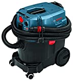 Bosch 9 Gallon Dust Extractor with Auto Filter Clean and HEPA Filter VAC090AH (Renewed)