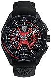 Scuderia Ferrari orologio da polso cronografo limited edition gran premio worldtime automatico mod. 0830276