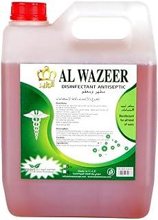 Al Wazeer Disinfectant Antiseptic Liquid 4L