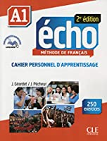 Echo A1 Workbook & Audio CD