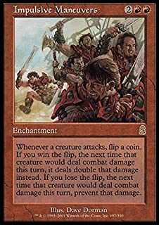 Magic: the Gathering - Impulsive Maneuvers - Odyssey