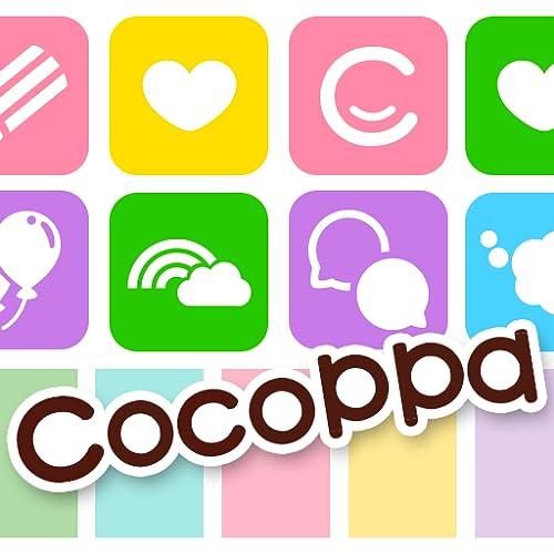 アイコン・壁紙きせかえ無料★CocoPPa(ココッパ)☆+*