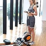JHSHENGSHI Sport Rudergerät Rudergerät für zuhause, Rudergeräte Rudergerät Falten, Luftwiderstand - 3
