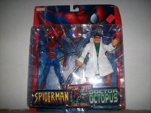 Barbie Spiderman vs. Doctor Octopus