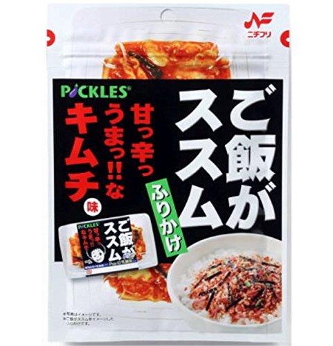 ニチフリ ご飯がススム キムチ味ふりかけ 25g