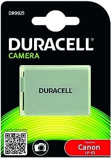 Duracell DR9925 - Batería para cámara Digital 7.4 V 1020 mAh (reemplaza batería Original de Canon LP-E5)