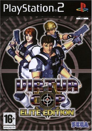 Virtua Cop: Elite Edition (PS2) by SEGA
