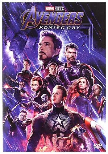 Avengers: Endgame [DVD] (IMPORT) (Keine deutsche Version)