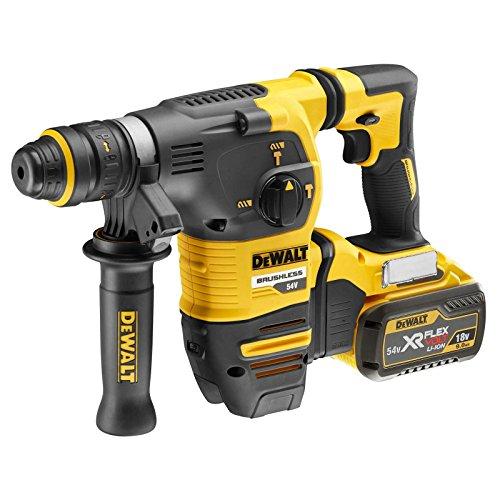 DeWalt dch334X batería de 2QW–Martillo combinado Flex V Sds-Plus 54V, XR...