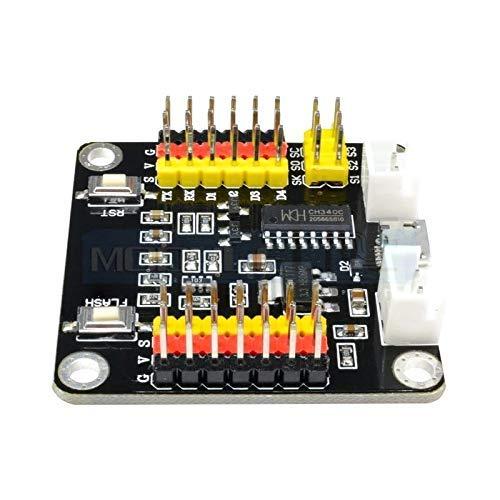 ZTSHBK DM Strong ESP8266 ESP-12E CH340 CH340G WLAN-Entwicklungsplatine Moudle MCU SPI Micro-USB-Antenne für Arduino NodeMCU Lua