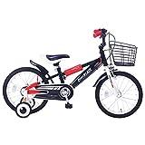My Pallas(マイパラス) 子供用自転車16 カラー/ブラック MD-10