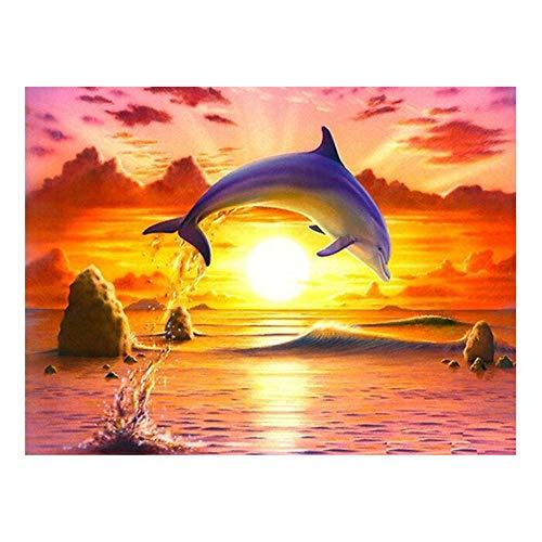 póster delfin de la marca YINGXIN134