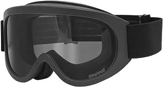SWANS(スワンズ)ビンテージゴーグル フレームカラー:ブラック レンズカラー:スモーク No.914