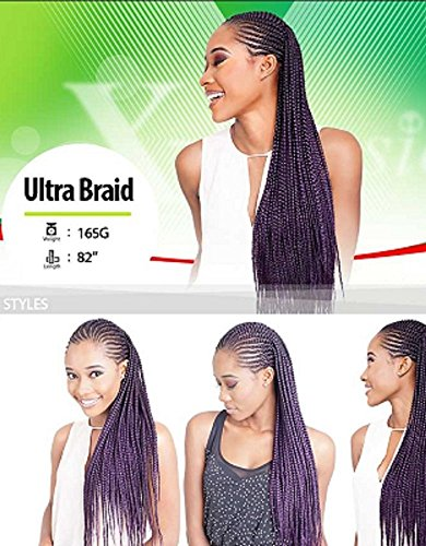 X-pression Ultra Braid Kunsthaar 82