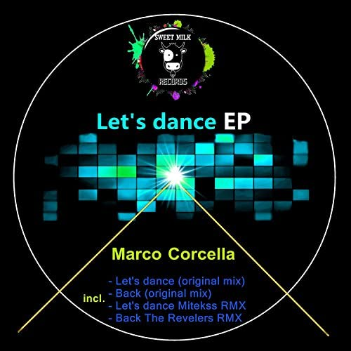 Marco Corcella, Mitekss & The Revelers
