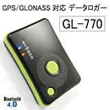 TranSystem GL-770 Bluetooth Smart搭載 GPSロガー