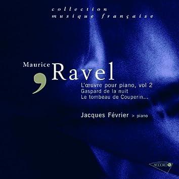 ラヴェル:夜のガスパール、高雅で感傷的なワルツ、他