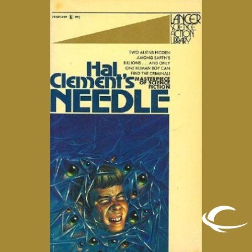 Needle cover art