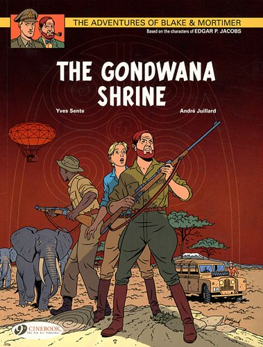 Blake & Mortimer - tome 11 The Gondwana Shrine (11)