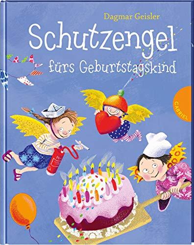 Schutzengel fürs Geburtstagskind: Mitbringsel zum Geburtstag, mit Widmungsseite