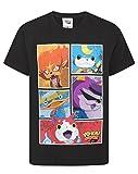 Yo-Kai Watch Character Panels Boy's T-Shirt (9-10 Years)