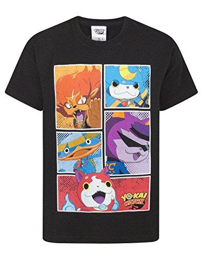 Paneles de Personaje del Reloj Yo-Kai, Camiseta para niño