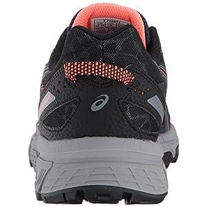 ASICS Women's Gel-Venture 6 Running-Shoes,Indigo Blue/Black/Coral,9 Medium US