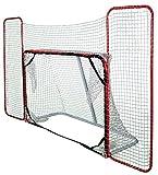 Merco Hockeytor Target klappbar, mit Seitennetz -