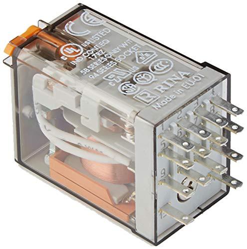 Finder Relais Versorgungsspannung 230 V AC, 4 W, 7 A, 1 Stück, 55.34.8.230.0040