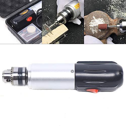Miniamoladora eléctrica de 72 W, para taladrar Wenwan, tallar, pulir, recortar, limpiar,...