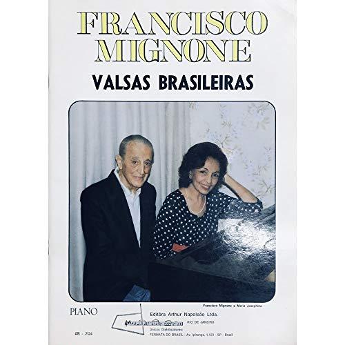 Método Piano - Valsas Brasileiras - Francisco Mignone