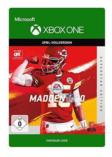 Madden NFL 20 – Superstar Edition | Xbox One - Download Code
