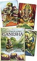 ウイスパー オブ ロード ガネーシャ オラクル オラクルカード 50枚 英語のみ(アンジェラ・ハートフィールド)Whispers of Lord Ganesha