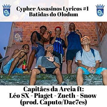 Cypher Assassinos Lyricos: #1 Batidas do Olodum