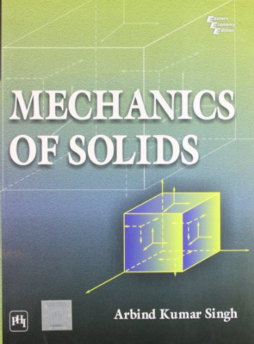 Mechanics of Solids by Singh
