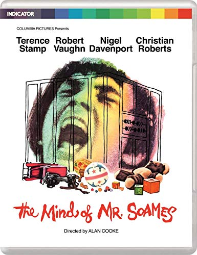 The Mind of Mr Soames - Limited Edition Blu Ray [Blu-ray]